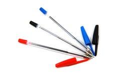 Colorez les crayons lecteurs Photo libre de droits