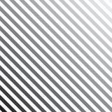 Colorez les lignes fond de diagonale de transition de ton illustration de vecteur
