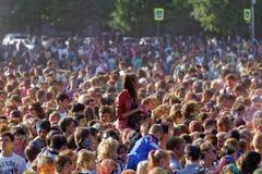 ColorFest-Festival von Farben Lizenzfreie Stockfotos