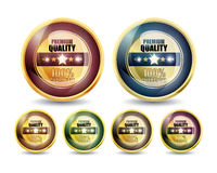 Colorful 100% Guarantee Premium Quality. Button Set Abstract Background Stock Image