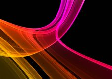 Colorful 3D abstract background. (fantasy,abstract background Royalty Free Stock Photo