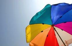Colorful. Umbrella stock photo