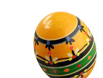 Colorful. Easter egg - hand made Royalty Free Stock Images