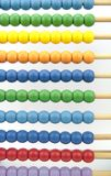 Colorful abacus Stock Images