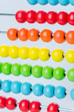 Colorful abacus Royalty Free Stock Photo