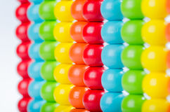 Colorful abacus Royalty Free Stock Images