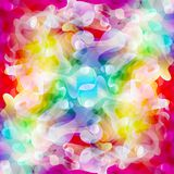 Colorful abstract  art fantacy background. Party,cool,fun,festive abstract  background Stock Photography