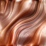 Abstract artwork background embossed on leather royalty free stock photo