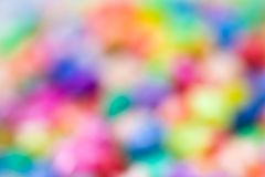Colorful abstract background. Out of focus Stock Images