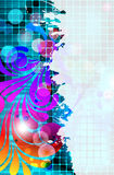 Colorful abstract background Stock Photo