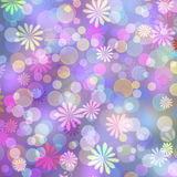 Colorful abstract background. Illustration of colorful abstract background royalty free illustration