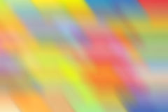 Colorful abstract background. In green, yellow, pink, blue, orange and red Stock Images