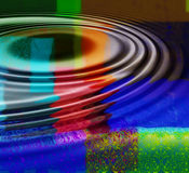 Colorful abstract background Stock Photography