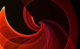 Colorful abstract background. Colorful 3d rendered background (fantasy,abstract background Stock Photography