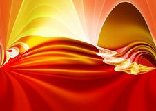 Colorful abstract background. Colorful 3D rendered abstract background Royalty Free Stock Images
