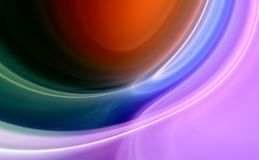 Colorful abstract background. Colorful 3D abstract background (fantasy,abstract background Stock Image