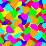 Colorful abstract background. Artwork for creative design, art a Royalty Free Stock Photo