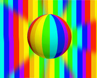 Colorful abstract background. Artwork for creative design, art a. Nd entertainment stock illustration