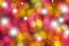 Colorful Abstract Background. Colorful abstract bokeh background for any occasion Royalty Free Stock Photos