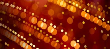 Colorful abstract Background with bokeh lights. stock photography