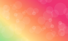 Colorful abstract background collection stock. Vector art Royalty Free Stock Photos