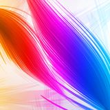 Colorful abstract background, creative style Stock Images