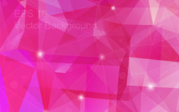Colorful abstract background for design. Modern vector template Royalty Free Stock Photography