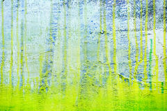 Colorful abstract background with drips leaks Royalty Free Stock Images