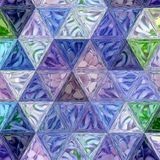 Colorful abstract background glass mosaic pattern. Abstract background glass mosaic pattern Royalty Free Stock Photography