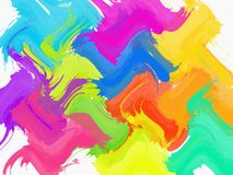 Colorful Abstract Background royalty free stock photography