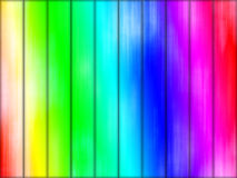Colorful abstract background with green, yellow, blue, pink and. Red for design and wallpaper Vector Illustration