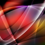Colorful abstract background with lines.  Royalty Free Stock Photos