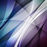 Colorful abstract background with lines.  Stock Images
