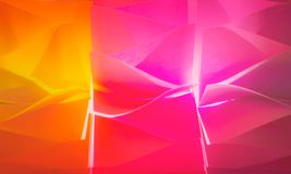Colorful abstract background, made of paper stickers. Colorful background stock images