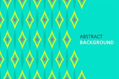 Colorful abstract background. Minimalistic design, creative concept, modern diagonal abstract background, Geometrical abstract background Royalty Free Stock Image