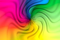 Colorful abstract background noise. Colorful abstract background with noise 3d illustration Stock Photography