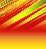 Colorful abstract background with oblique lines Stock Photos