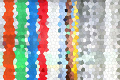 Colorful abstract background pattern. Royalty Free Stock Photo