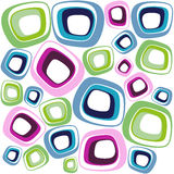 Colorful abstract background. Royalty Free Stock Photo