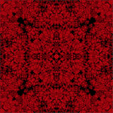 Colorful abstract background red pattern Royalty Free Stock Photo