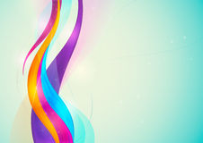Colorful abstract background. Series, suitable for your design element or background Royalty Free Stock Images