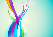 Colorful abstract background. Series, suitable for your design element or background Royalty Free Stock Photography
