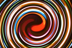 Colorful abstract background with spiral shape. Colorful abstract background with a spiral shape Stock Image