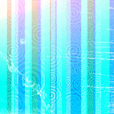 Colorful abstract Background in stripes and design Royalty Free Stock Photography