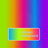 Colorful abstract background template. Royalty Free Stock Photography