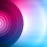 Colorful abstract background. Vector background Royalty Free Stock Images