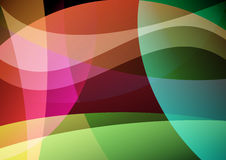 Colorful Abstract Background. Vector illustration Royalty Free Stock Image