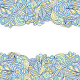 Colorful abstract background. Vector illustration of floral abstract pattern.Abstract background Stock Photography