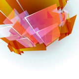 Colorful abstract background vector illustration Royalty Free Stock Image