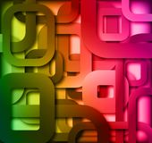 Colorful abstract background. Vector Royalty Free Stock Images